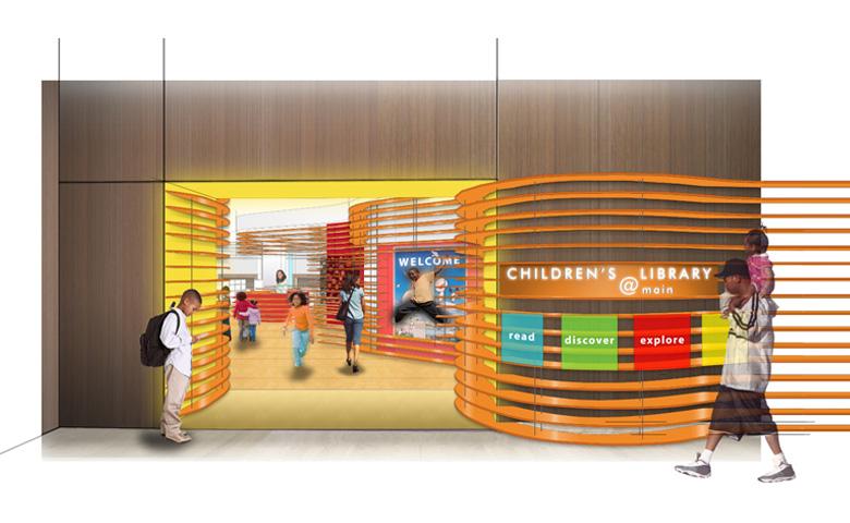 Detroit Children S Library Design For Children Roguehaa